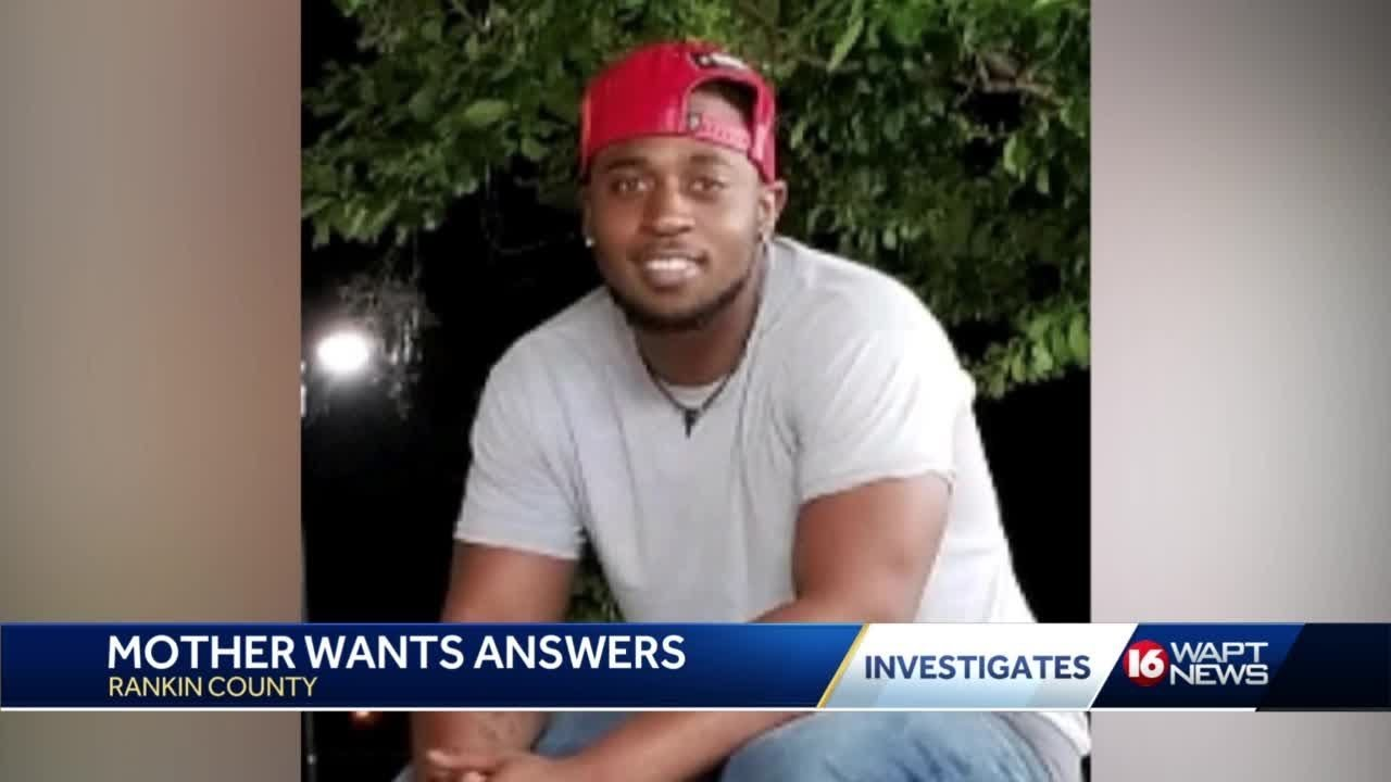 Mother Of Man Who Died In Custody Wants Answers