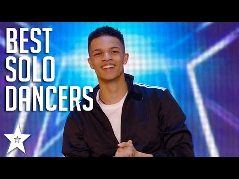 BEST SOLO DANCERS From Got Talent Around The World! | Part 1