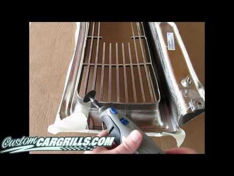 customcargrills.com Gut & Cut grill installation