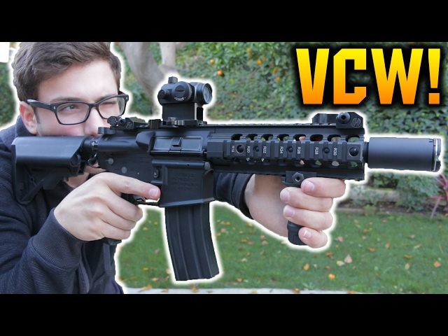 Classic Army VCW Review & Shooting Test! | Overview/Chrono/Accuracy/Damage Test!
