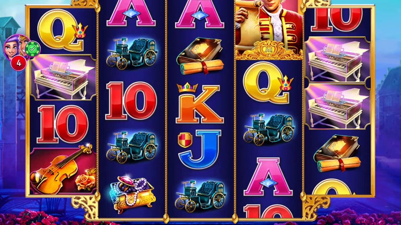 Slot Games With Bonus Spins