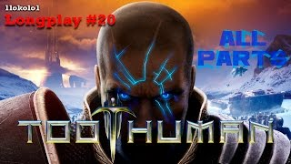 Too Human Longplay [#20] Xbox 360