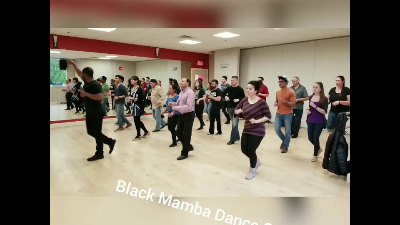 Black mamba танцы