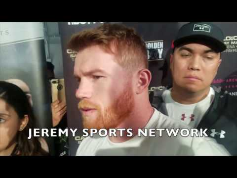 "Thumbnail: CANELO ALVAREZ ""TRIPLE G WILL BE EASY WORK"""