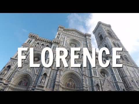Travel Guide: Florence, Italy