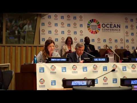 Seafood Watch Director at United Nation's Ocean Conference