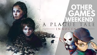 🔴 SO MANY RATBOIS IN THIS GAME ⭐| GAME: A Plague Tale Innocence part1 | Shinmen Takezo Live