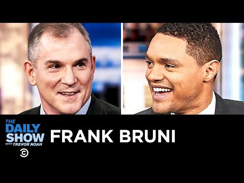 Frank Bruni - The Whiplash Experience of Trump's Second State of the Union   The Daily Show