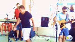 Sergiane e Banda no Balneário Encosta da Serra