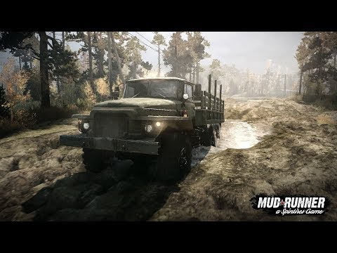 Muddrunner, A Spintires Game: live stream  [fixed] |