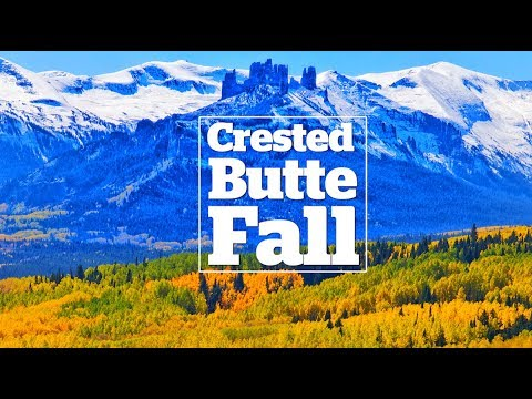 Crested Butte Fall 2017 Recap