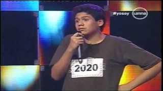 YO SOY TEMPORADA 2013: Diego Torres y David Bisbal (Kevin Chavez) 03/04/2013 Casting 5ta Temporada
