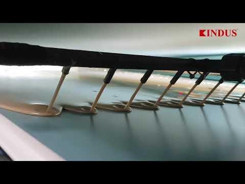KINDUS - Линия непрерывного производства ппу(PUR/PIR) сэндвич панелей