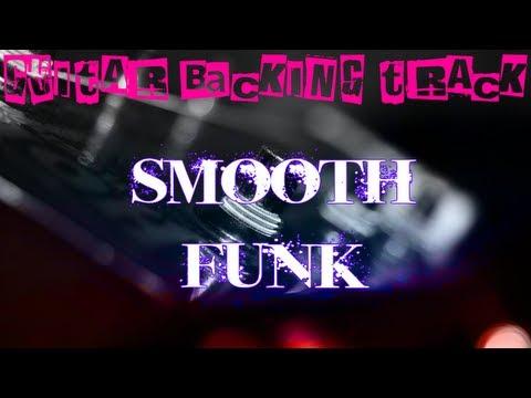 Smooth Funk Guitar Backing Track (Fm/Gm)   100 bpm - MegaBackingTracks