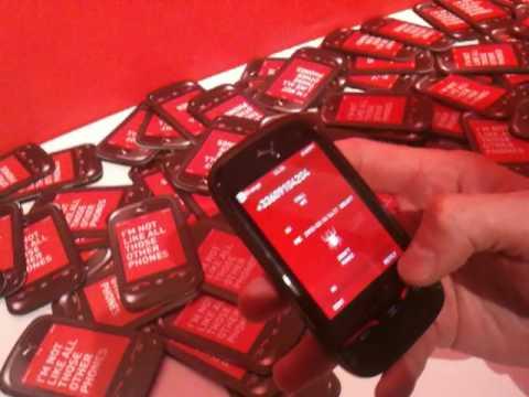 Codigo Morse presenta el Puma Phone
