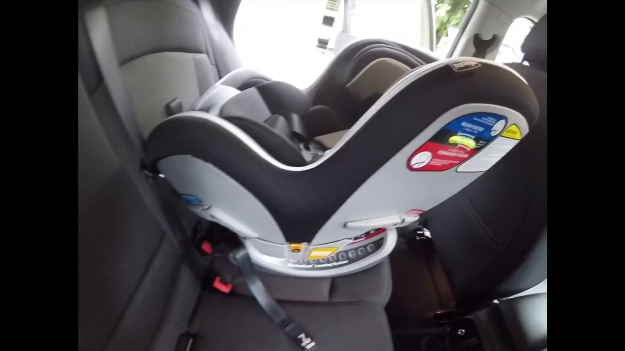Dad Squad PH Installing The Chicco NextFit Car Seat