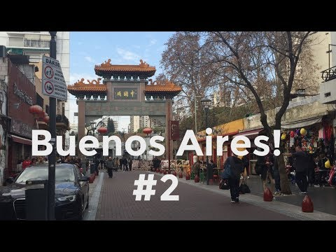 Exchange in Buenos Aires #2 (We tried chinese food!)