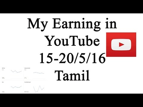 How Much Earn After Linking Google Adsense In Tamil