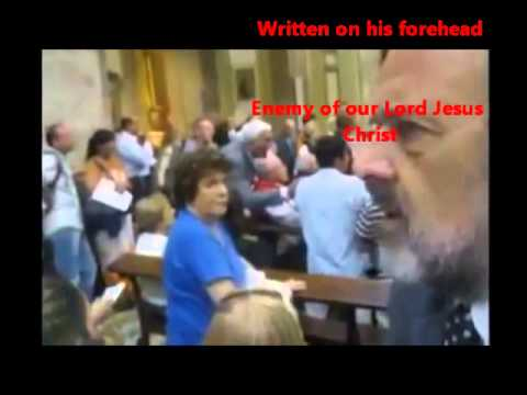 SSPX Priest disrupts Vatican II New Religion Interfaith Service
