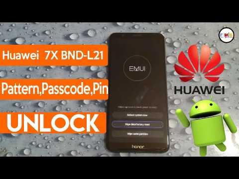 FORGOT PASSWORD,How To Reset Huawei Phone,Pattern,Screen Lock,Passcode
