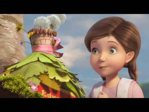 Trailer do filme Tinker Bell e o resgate da fada