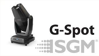 SGM G-Spot (Динамическая голова IP65)(http://sgmrussia.com/catalog/dinamicheskie-golovyi/g-spot.html G-Spot — это уникальный инновационный прибор, а именно динамическая голова..., 2014-04-23T11:11:16.000Z)