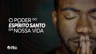 """2020-10-11 """"O Poder do Espírito Santo em nossa vida""""  Zc 4.14 - Rev Adail Sandoval -Trans. Matutina"""