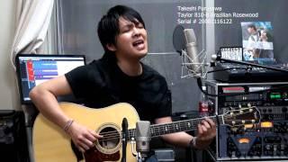 Your Song Elton John 古澤剛 Taylor 810-B Brazilian Rosewood (ハカランダ)