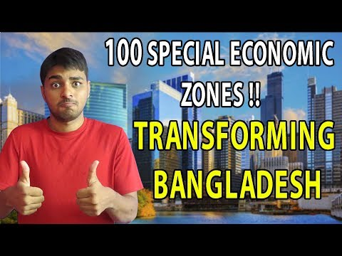 "Bangladesh Building Special Economic Zones (SEZ) || ""SHONAR BANGLA"" Ep10"