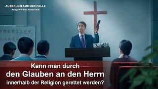 Christlicher Film | Ausbruch aus der Falle Clip 4