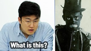 Asians React to Blackface for the First Time