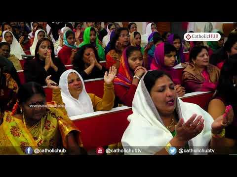 New Year Midnight Mass  @ Sacred Heart Church, Lalaguda, Secunderabad, INDIA 31 12 17