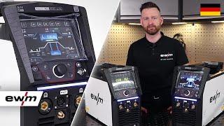 Tetrix XQ 230 puls - unglaublich leistungsstark! | EWM
