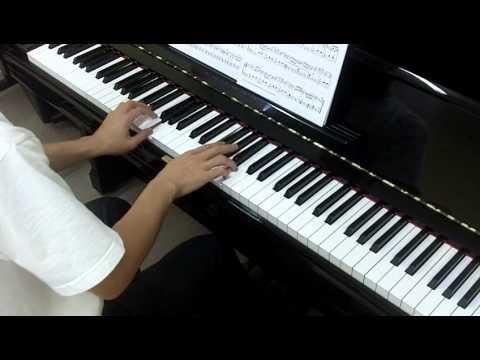 ABRSM Piano 2001-2002 Grade 5 B:6 B6 Tchaikovsky Valse Album for the Young Op.39 No.9