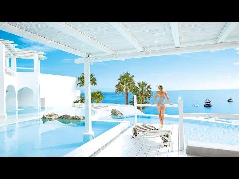 Mykonos Luxury Hotels Greece, Grecotel Mykonos Blu 5* Hotel