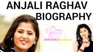 HARYANVI ACTRESS: ANJALI RAGHAV BIOGRAPHY