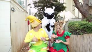 مغامرات فوزي موزي وتوتي مع البقرة موو - حلقة طبيب الأسنان