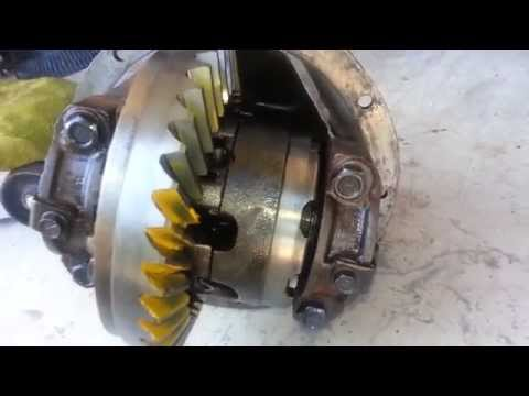 Mopar 8 3/4 Gear set replacement.