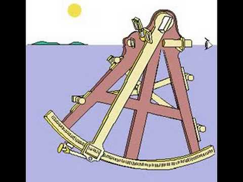 How a Sextant Works