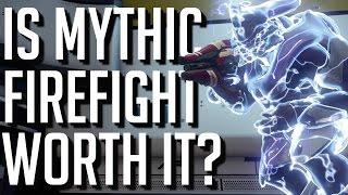 Is Mythic Warzone Firefight Worth it? (Halo 5)