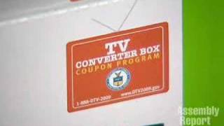 Digital Television Transition Deadline Approaching