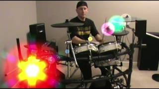 Chimaira The Age of Hell drum cover