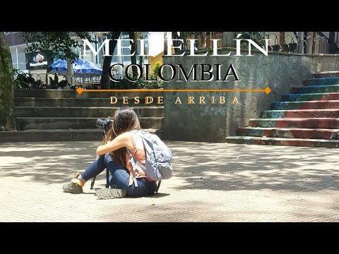 Medellín desde arriba (March 2018)