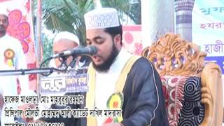 Bangla Islamic Waz 2017 by Hafez Hazrat Mawlana H.M. Mahabubur Rahman | Nurullahpur Feni