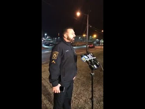 PRESS CONFERENCE: Police Provide Update On CT Post Mall Fight