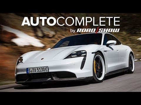 AutoComplete: Porsche's Taycan targets Tesla, and more around the auto world