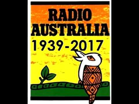 Tears for Short Wave Radio Listening (Radio Australia last 2 min)