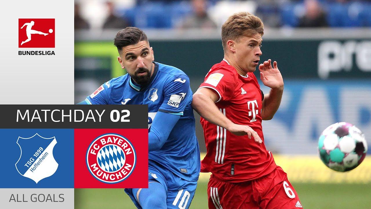 TSG Hoffenheim - FC Bayern München | 4-1 | All Goals | Matchday 2 – Bundesliga 2020/21
