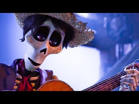 Coco All Full Songs (2018) Disney HD