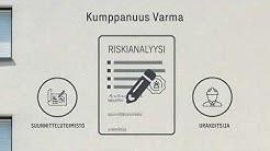 Swecon Varma - kiinteähintainen sopimusmalli suuriin ryhmäkorjaushankkeisiin